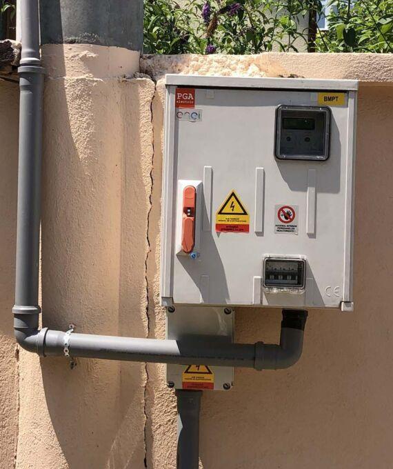 Conectare instalatia electrica la bransament in Bucuresti Ilfov